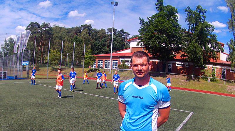 C-Junioren: 5:2 Derbysieg gegen die Sportfreunde
