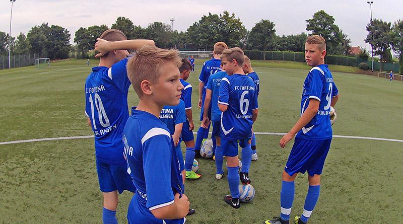 C-Jugend: Siegreich auch gegen SC Borchen