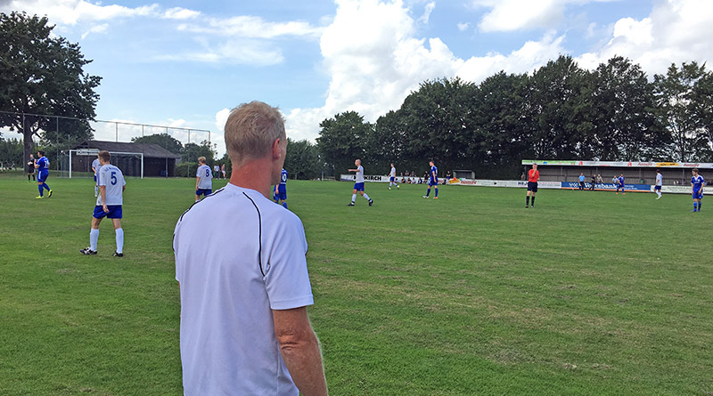 Werner Koch legt Traineramt nieder