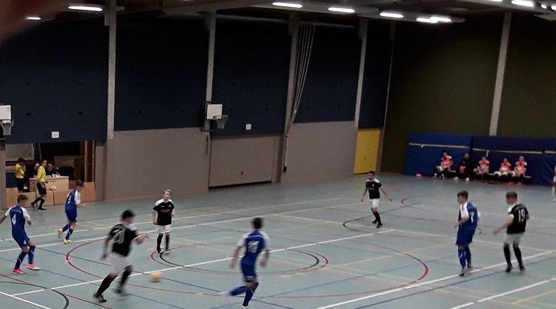 C-Jugend erfolgreich: In der Halle Kreisvizemeister