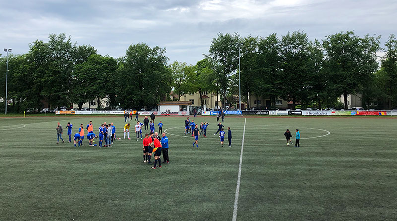 Fortuna steht im Pokalfinale