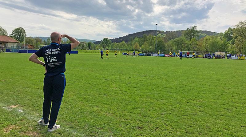 Kreispokal Halbfinale an Himmelfahrt