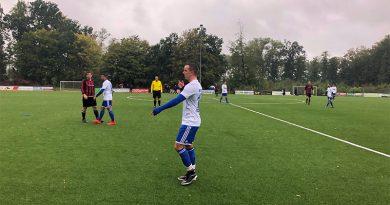 Pflichtsieg gegen die SV Diestelbruch-Mosebeck