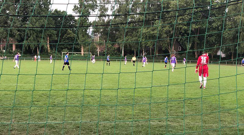 2:0 Niederlage in Diestelbruch