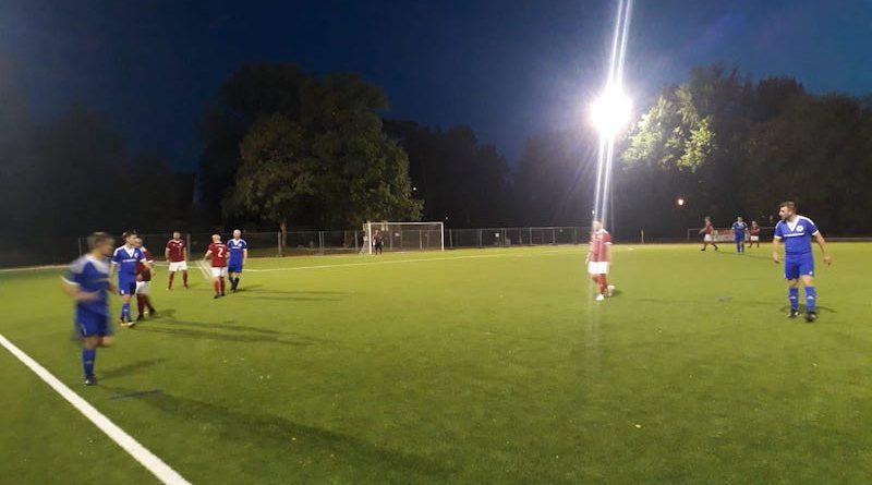 12:1 Sieg gegen den FC Augustdorf