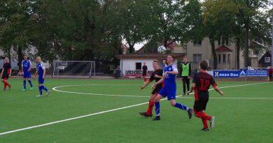 B-Jugend: Remis beim Spiel zweier Topteams