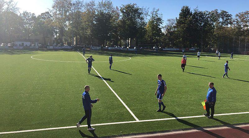 4:0 gegen den TuS Horn-Bad Meinberg