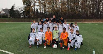 D-Jugend die Mannschaft der Herzen im Pokalfinale