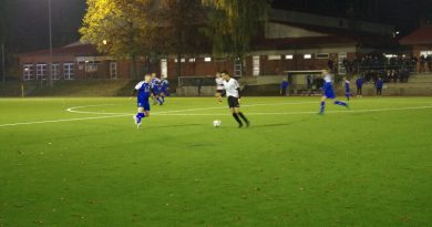 Aus 0:2 mach 3:2: B-Jugend im Pokalfinale