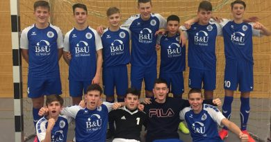 B-Jugend: Turniersieg in Niedersachsen
