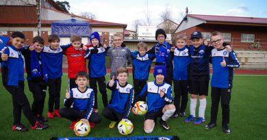 Vorfreude aller Jugendteams auf das Spiel gegen SC Paderborn