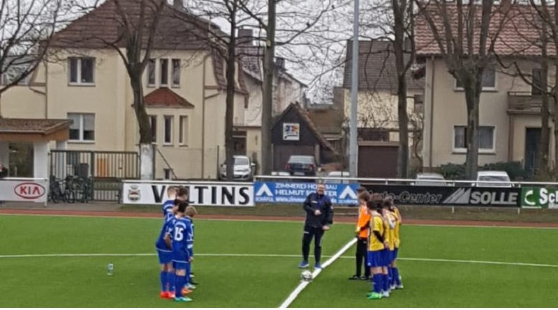 C1-Jugend: 3:0 Erfolg gegen JSG Hiddesen-Heidenoldendorf