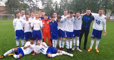 B-Jugend: 1:0 Sieg im Spitzenspiel
