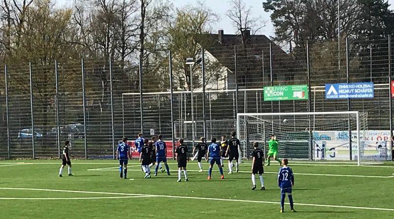 C1-Jugend mit 2:1 Erfolg