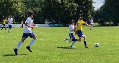 B-Jugend verliert Auftaktspiel der Aufstiegsrunde