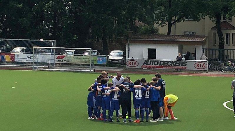 Fortunas D-Jugend schafft frühzeitig den Aufstieg in die Bezirksliga