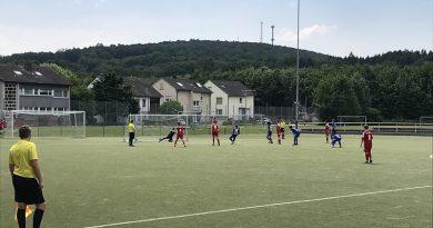 D-Jugend: 3 Spiele 3 Siege in der Bezirksliga-Qualifikation