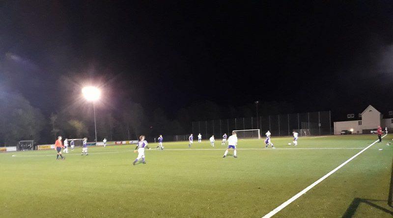 B-Jugend im Kreispokalhalbfinale