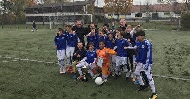 D Jugend gewinnt das Pokalfinale gegen Jerxen