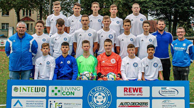 B-Jugend: Nur 0:0 gegen JSG Müssen-Pivitsheide
