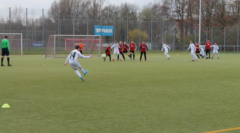 U13 Niederlage gegen Heide Paderborn