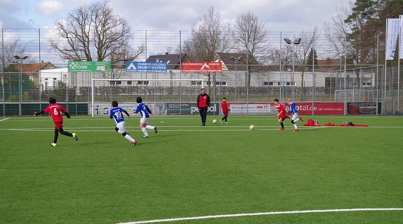 4:6 gegen Blomberg – Fortunas E1 Jugend ohne Fortune