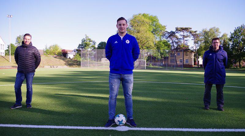 Daniel Gemsen (20) wird ein Fortune – A-Ligist entwickelt sein junges Gesicht