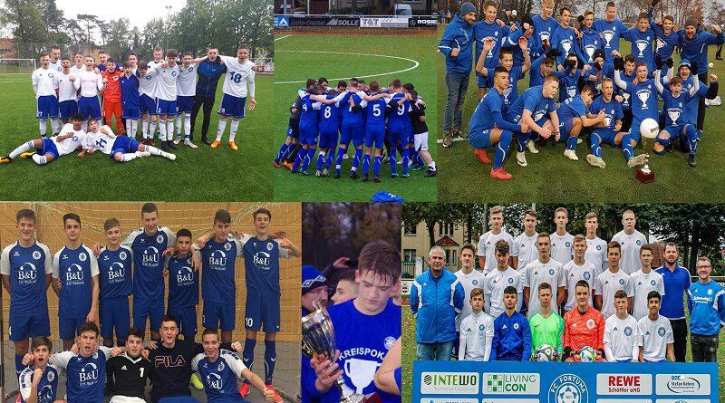 16., 18. und 23. Juni: Sichtungstraining für B-Jugend Bezirksligamannschaft