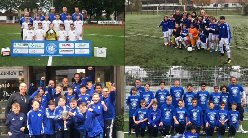 Am 20. und 27. Juni: Fortuna lädt zum Sichtungstraining für Bezirksliga D Jugend ein