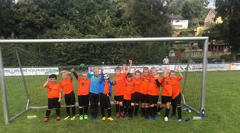 F2 Jugend: Viele Tore im Derby